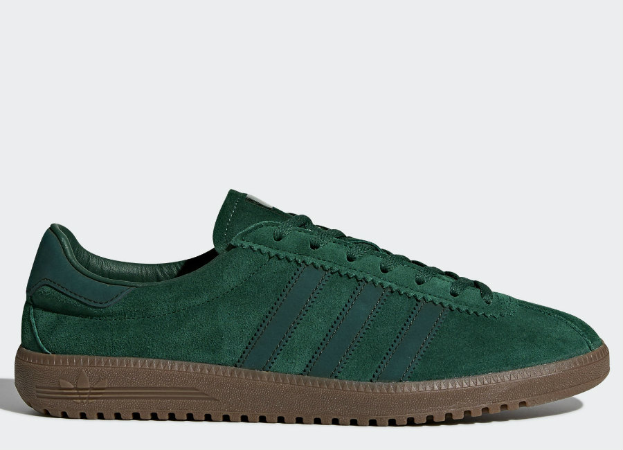 Adidas Bermuda Shoes - Collegiate Green / Green Night / Gum