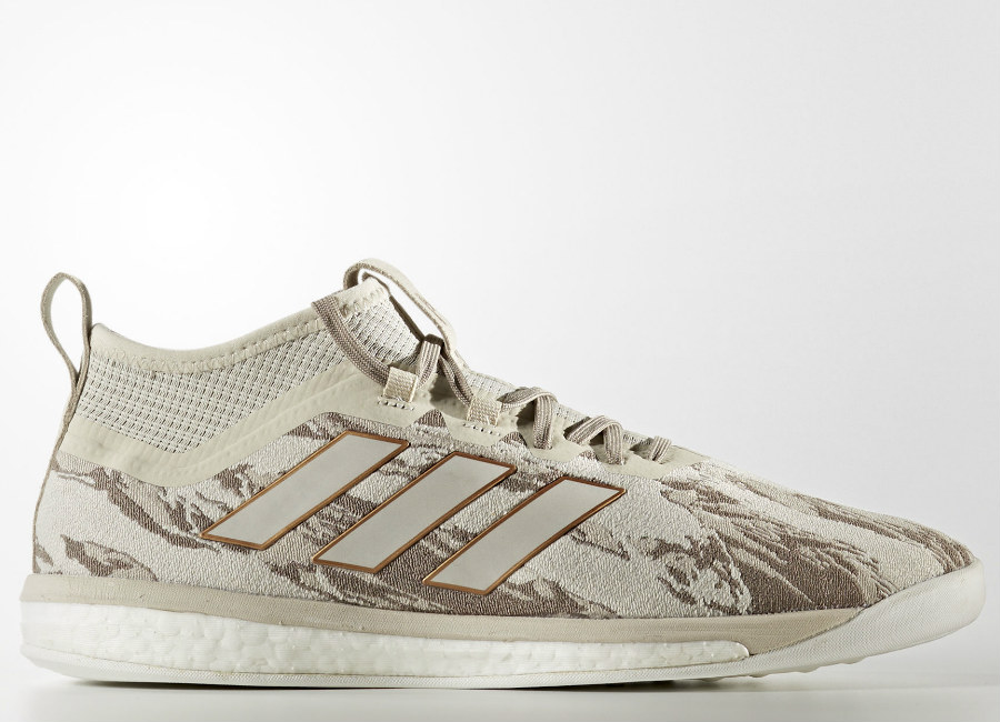 Adidas Pp Ace 17 1 Trainers Clear Brown Light Brown