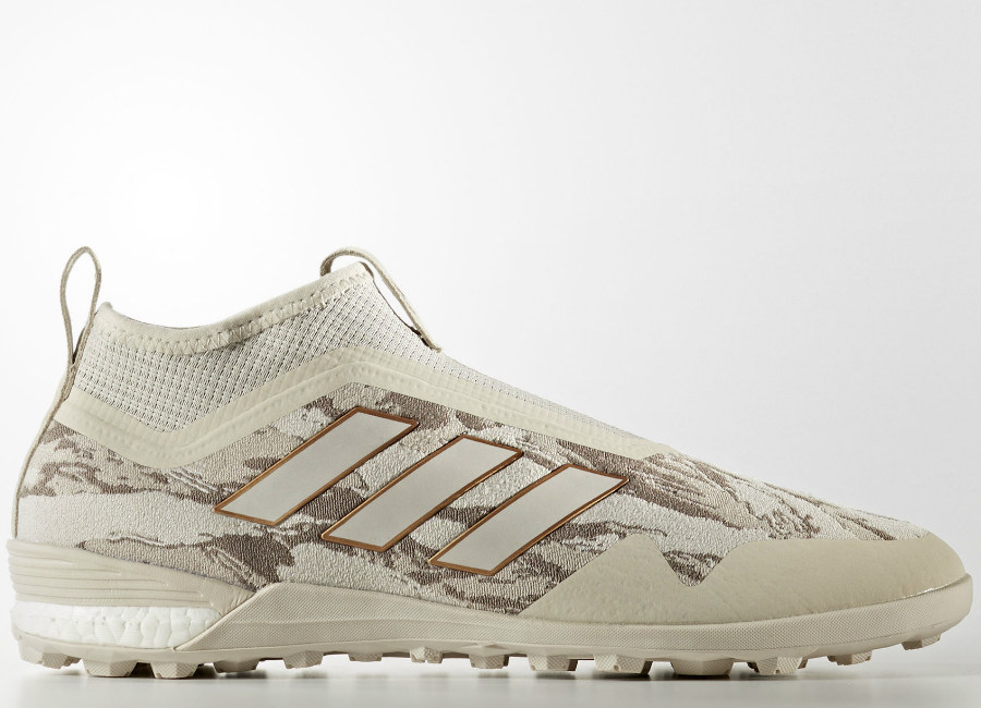 Adidas Pp Ace 17 Trainers Clear Brown Light Brown