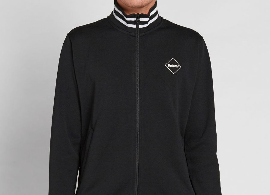 Fc Real Bristol Training Track Jacket Black