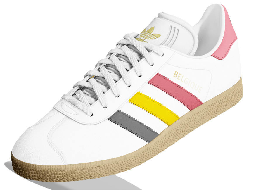 Adidas Mi Gazelle World Pack - Belgium