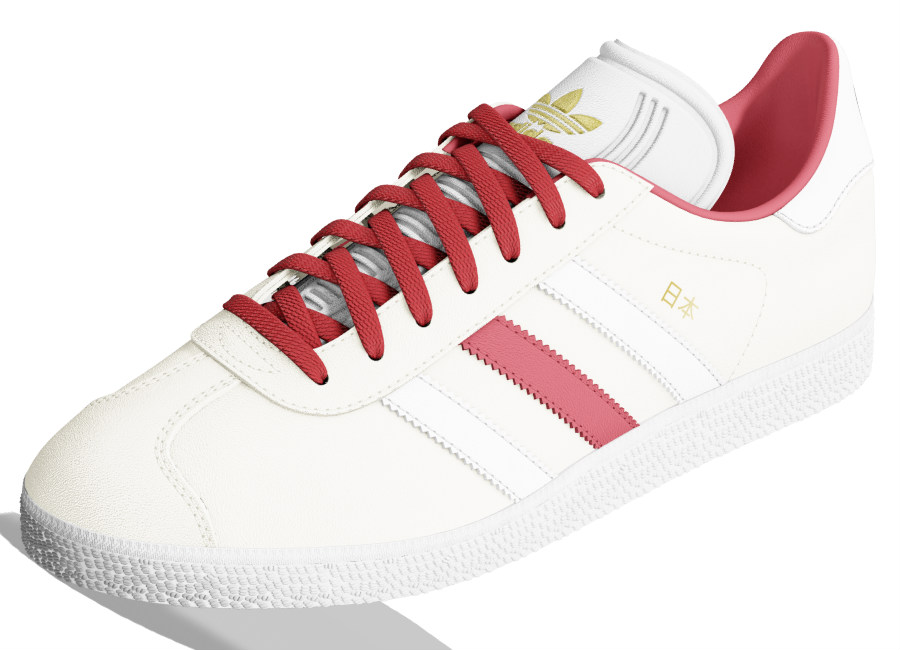 Adidas Mi Gazelle World Pack - Japan