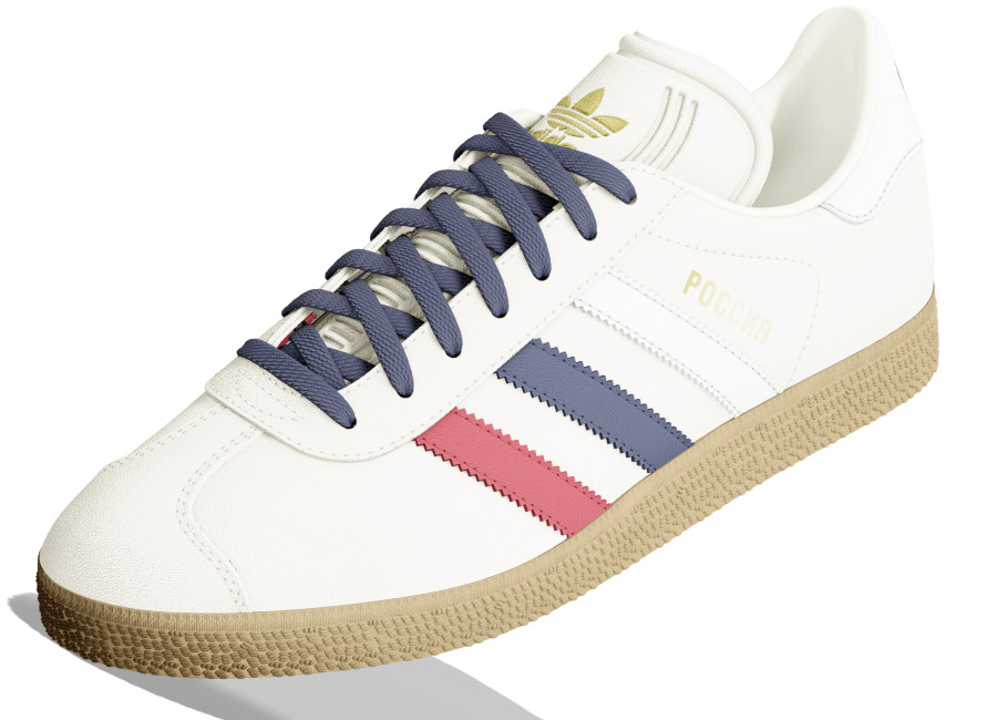 Adidas Mi Gazelle World Pack - Russia