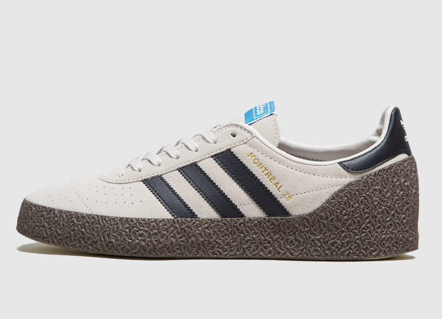 Adidas Montreal 76 - Clear Brown / Core Black / Gum5