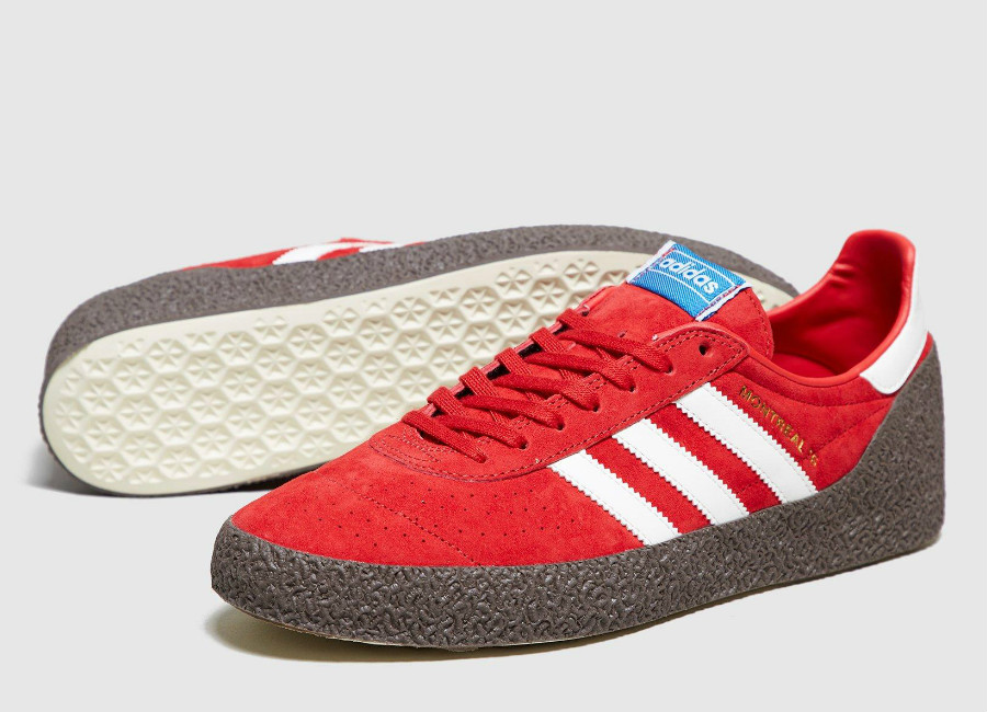 Adidas Montreal 76 - Red / White