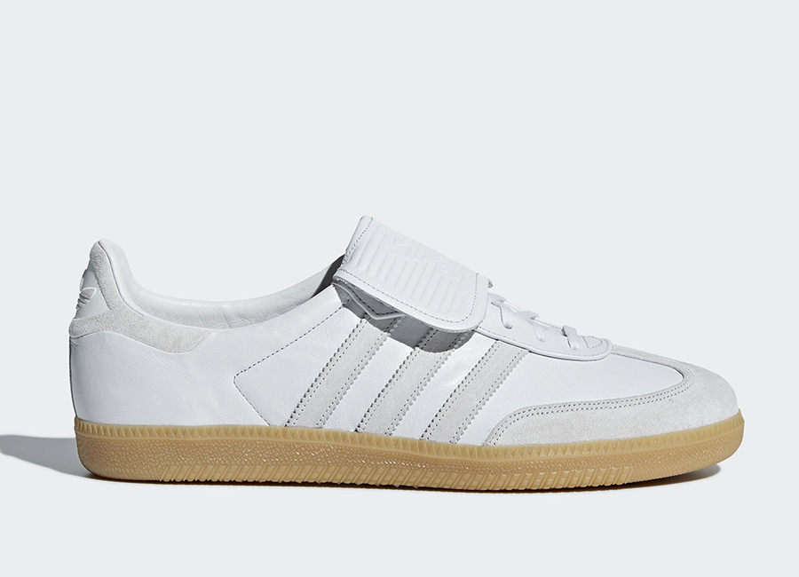 Adidas Samba Recon LT Shoes - Crystal White / Core Black / Gum4