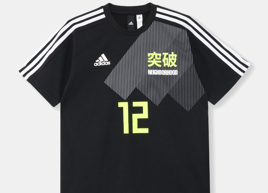 Adidas x NEIGHBORHOOD - Adidas Winning Collection - Football Shirt