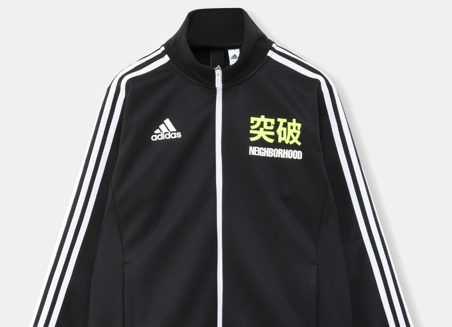 Adidas x NEIGHBORHOOD - Adidas Winning Collection - Track Top