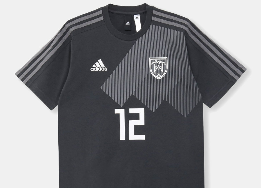 Adidas x White Mountaineering - Adidas Winning Collection - Football Shirt
