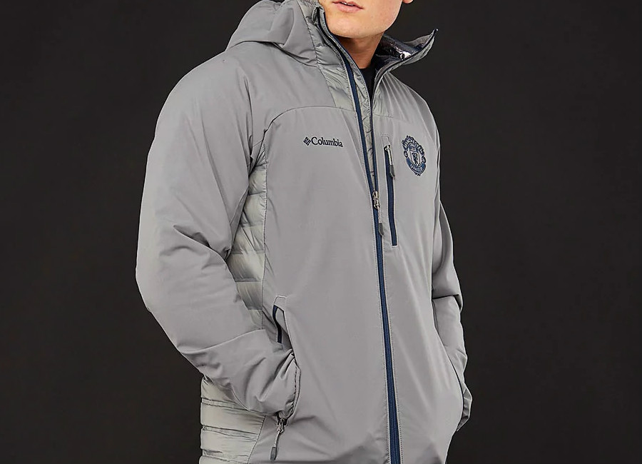 Columbia Manchester United Dutch Hollow Hybrid Jacket - Boulder