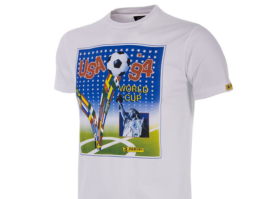 Copa Panini Heritage Fifa World Cup 1994 T-shirt - White