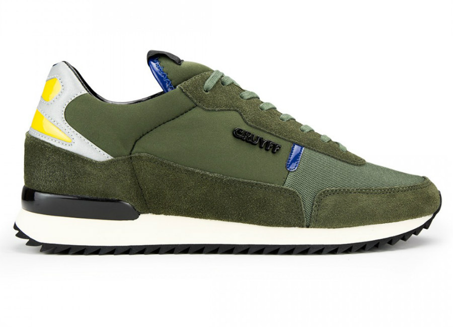 Cruyff Ripple Runner Brazil World Cup Pack - Forrest Green