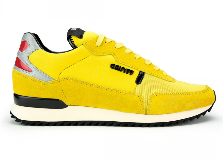 Cruyff Ripple Runner Spain World Cup Pack - Yellow