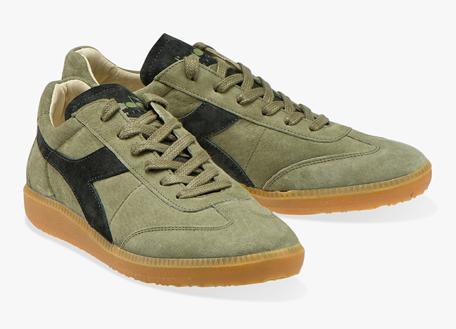 Diadora Football 80's Core 3 Evo - Burnt Olive / Raven