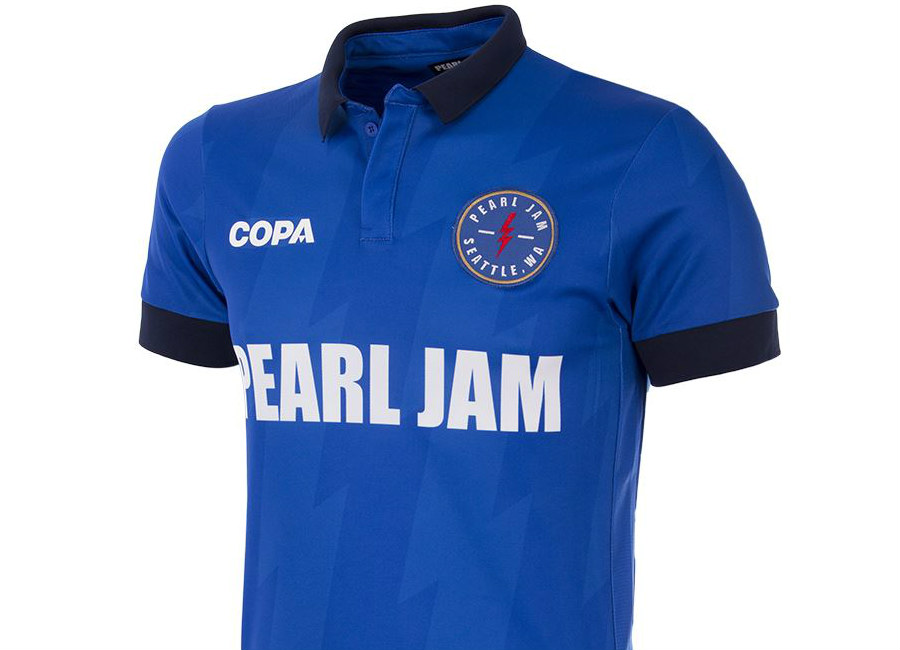 France Pearl Jam X Copa Football Shirt
