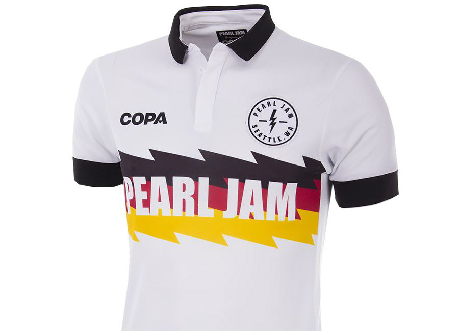 Germany Pearl Jam X Copa Football Shirt