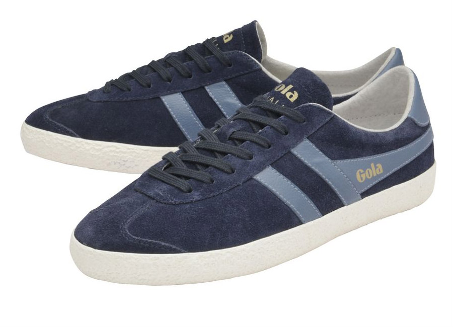 Gola Classics Specialist Trainer - Navy / Slate Blue