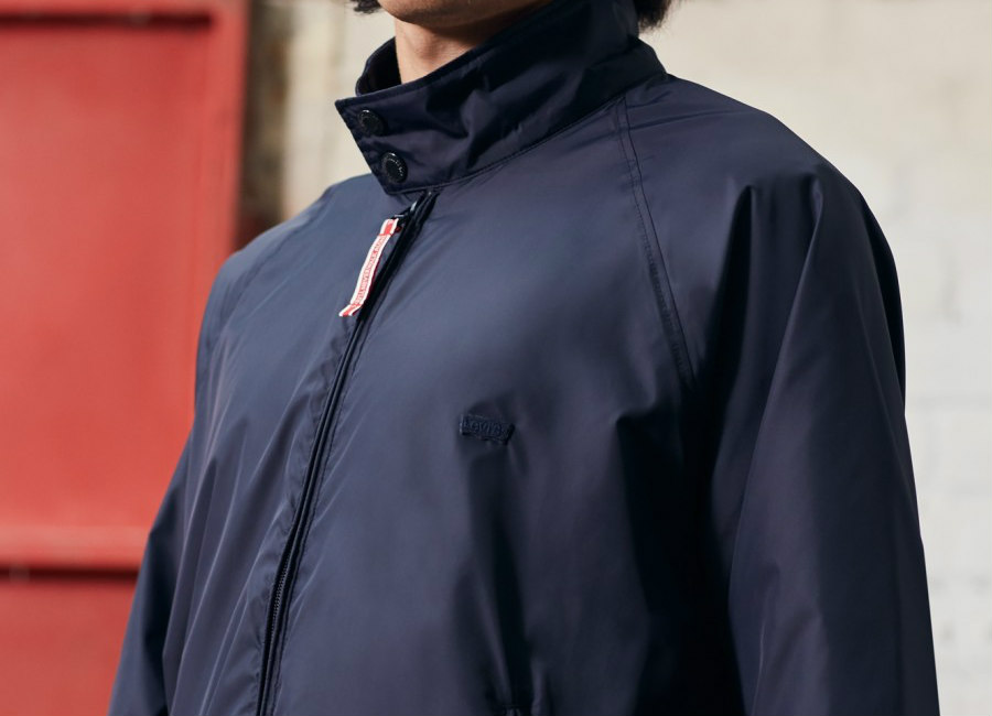 Levi's X LFC Harrington Jacket - Nightwatch Blue