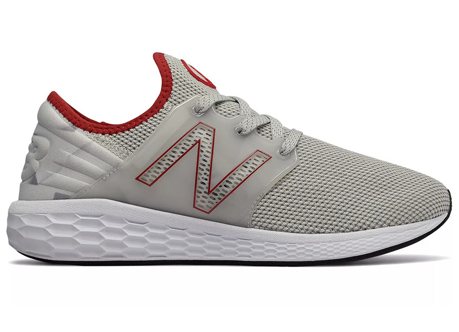 New Balance Fresh Foam Cruz LFC - Grey / Red