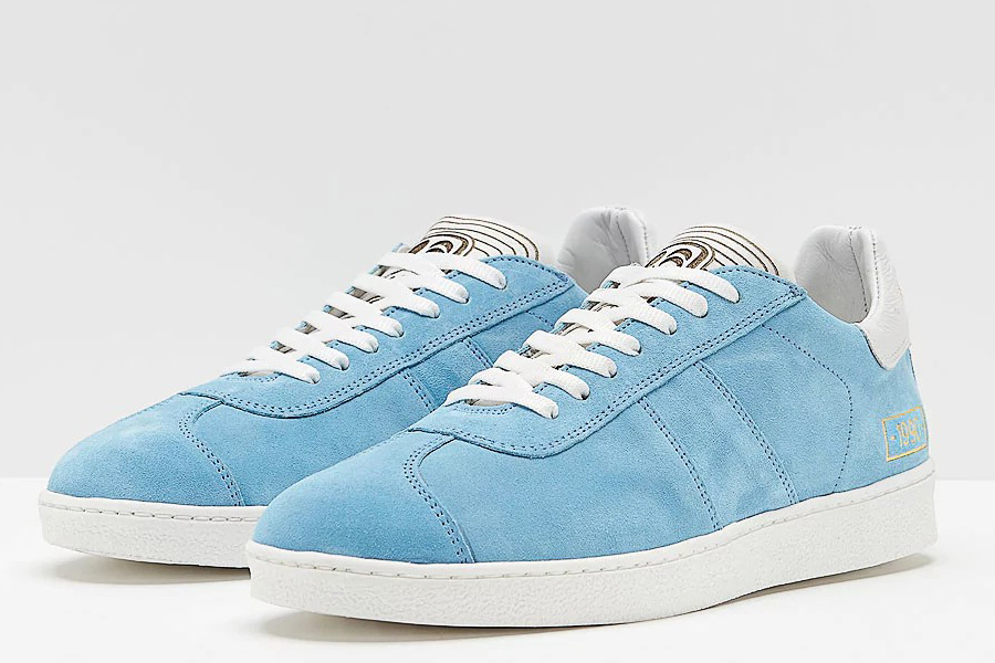 Pantofola dOro 1990 Suede - Light Blue
