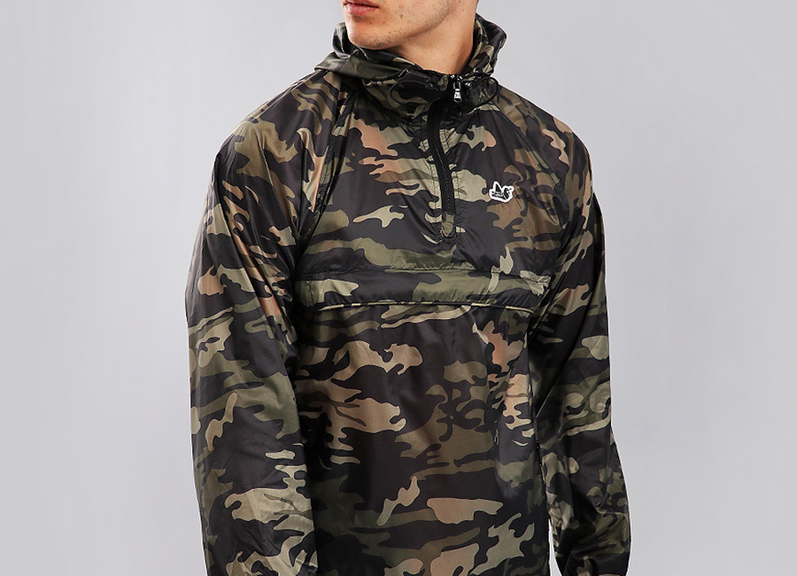 Peaceful Hooligan Weston Jacket - Camo