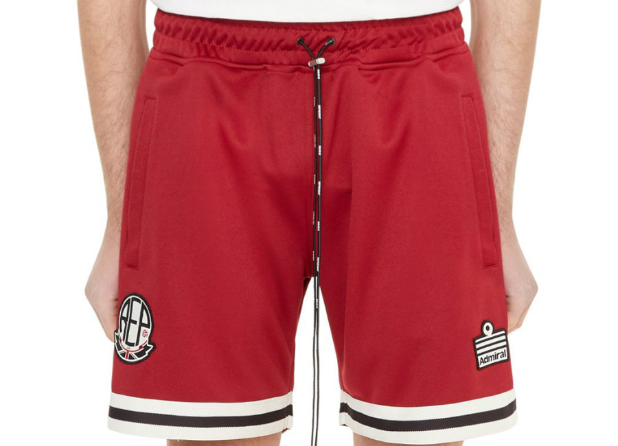 Represent X Admiral Shorts - Burgundy