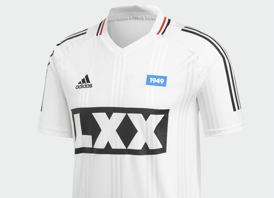 Adidas 70 Year Training Jersey - White
