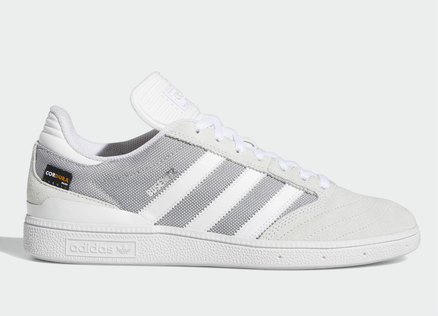 Adidas Busenitz Shoes - Ftwr White / Crystal White / Ftwr White
