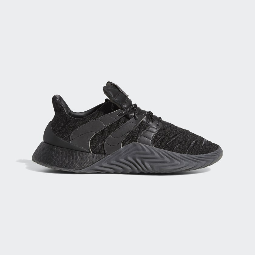 Adidas Pharrell Williams Sobakov 2.0 - Core Black / Utility Black / Core Black