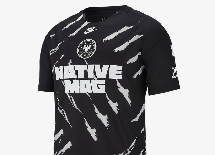 Nike Football X The Native Football Shirt