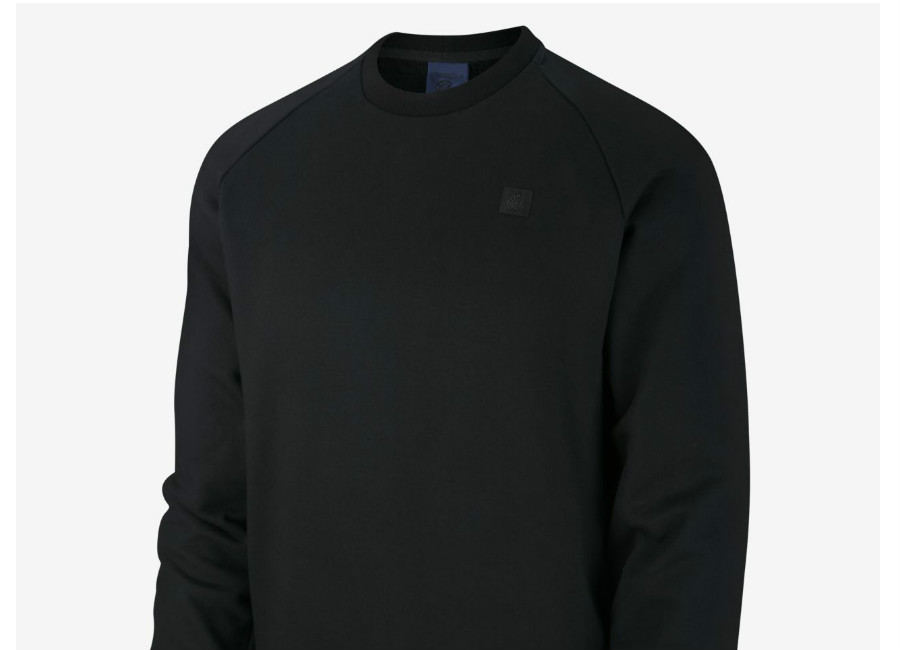Nike Inter Milan Long-Sleeve Top - Black #intermilan #inter