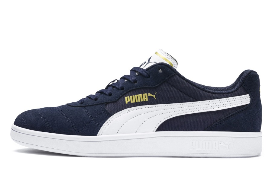 Puma Astro Kick Trainers - Peacoat / Puma White