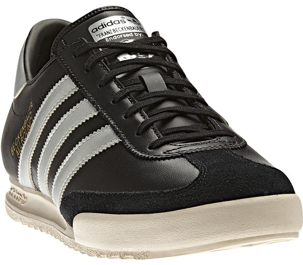 Adidas Beckenbauer Allround - Black / Metallic Gold / Metallic Silver