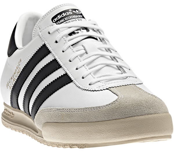 Adidas Beckenbauer Allround - Running White / Metallic Gold / Legend Ink