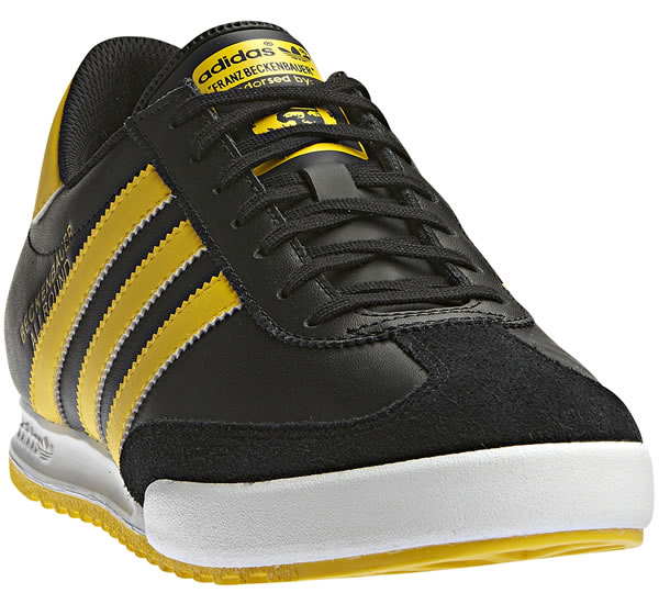 Adidas Beckenbauer  - Black / Running White / Sunshine