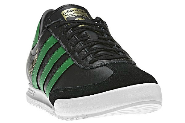 adidas Beckenbauer Black / Running White / Fairway