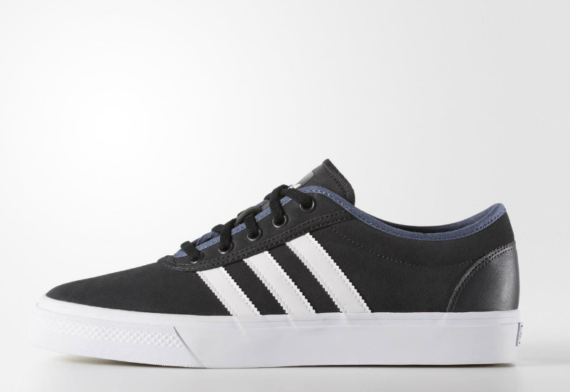 Adidas Adi Ease Shoes Carbon White Fade Ink