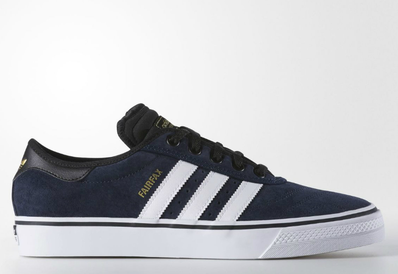 Adidas Adiease Premiere Shoes Collegiate Navy White Core Black