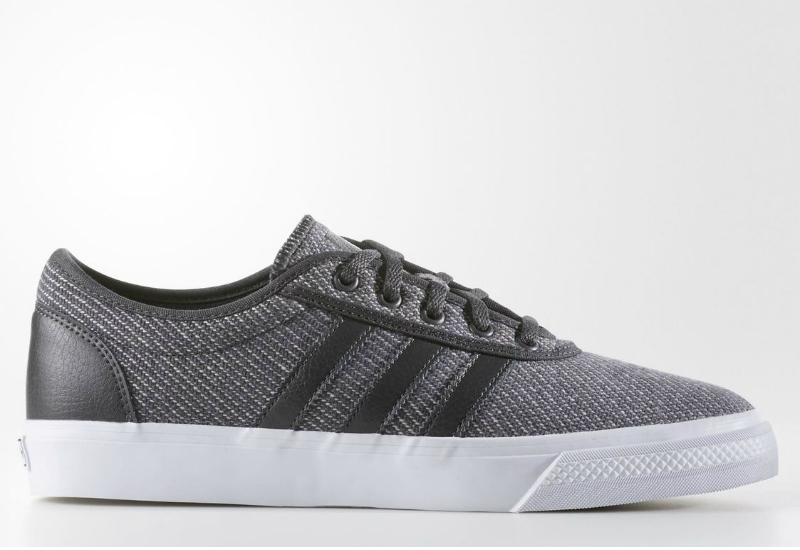 Adidas Adiease Shoes Solid Grey Solid Grey White