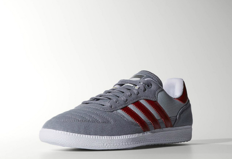Adidas Copa Vulc Shoes Grey St Nomad Red S14 Clear Grey
