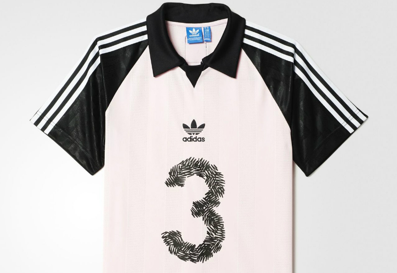 Adidas Spain Home Jersey Clear Pink