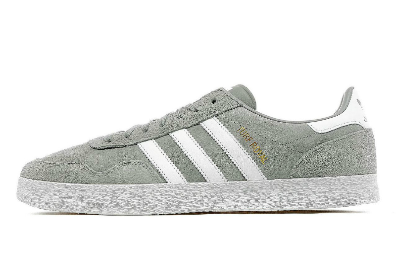 Adidas Turf Royal Grey White