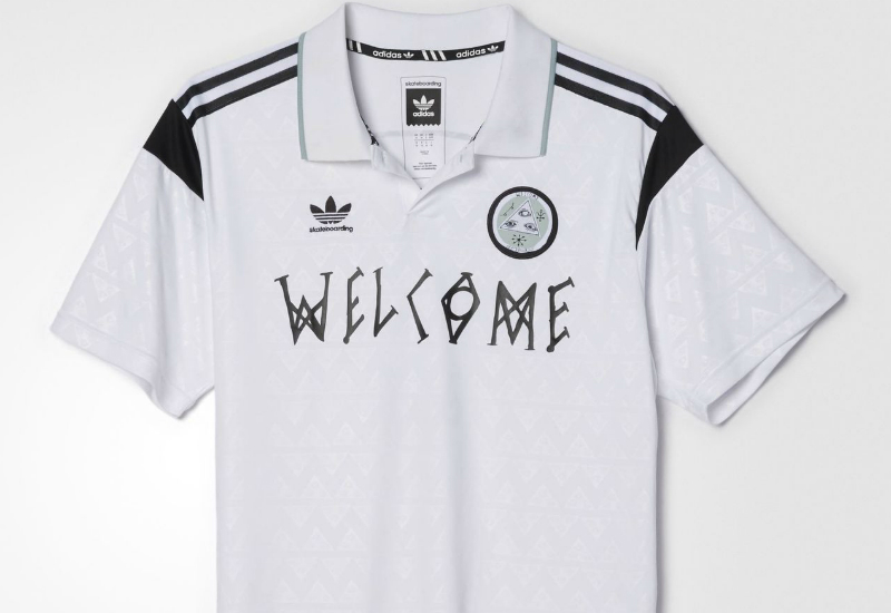Adidas Welcome Jersey White