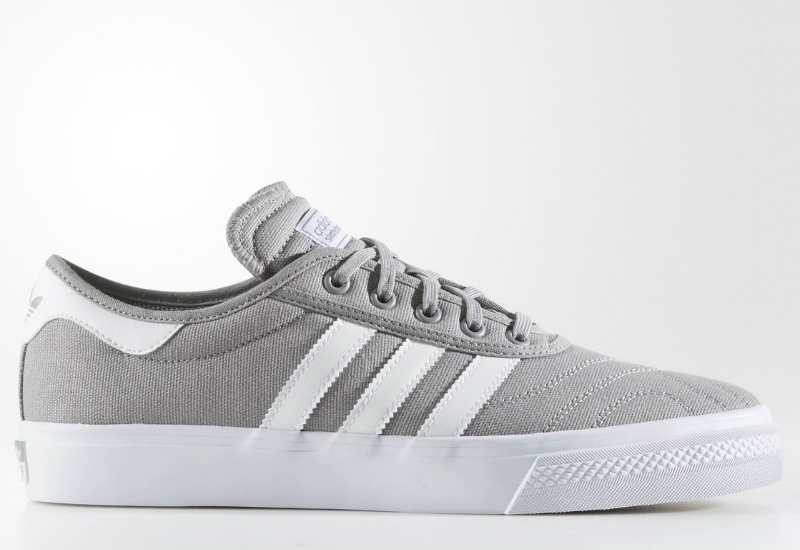 Adidas Adiease Premiere Shoes Charcoal Solid Grey Running White Running White