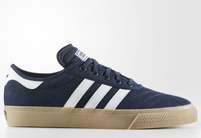 Adidas Adiease Premiere Shoes Collegiate Navy Running White