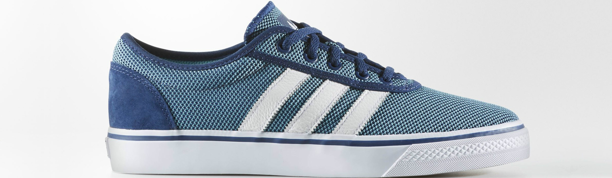 Adidas Adiease Shoes Mystery Blue Footwear White Easy Mint Full