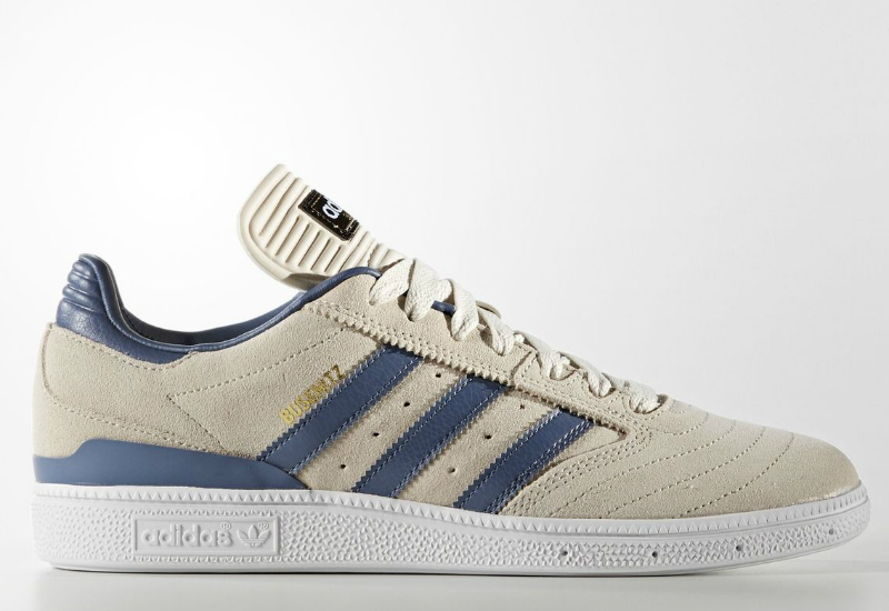 Adidas Busenitz Pro Shoes Clear Brown Tech Ink White