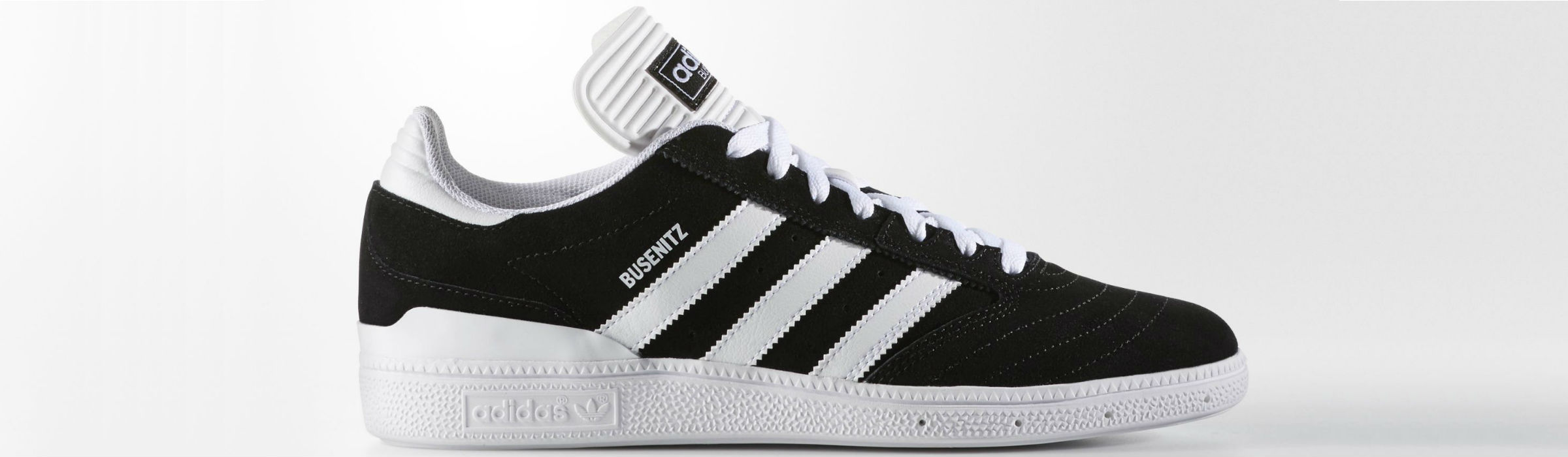 Adidas Busenitz Pro Shoes Core Black Footwear White Full
