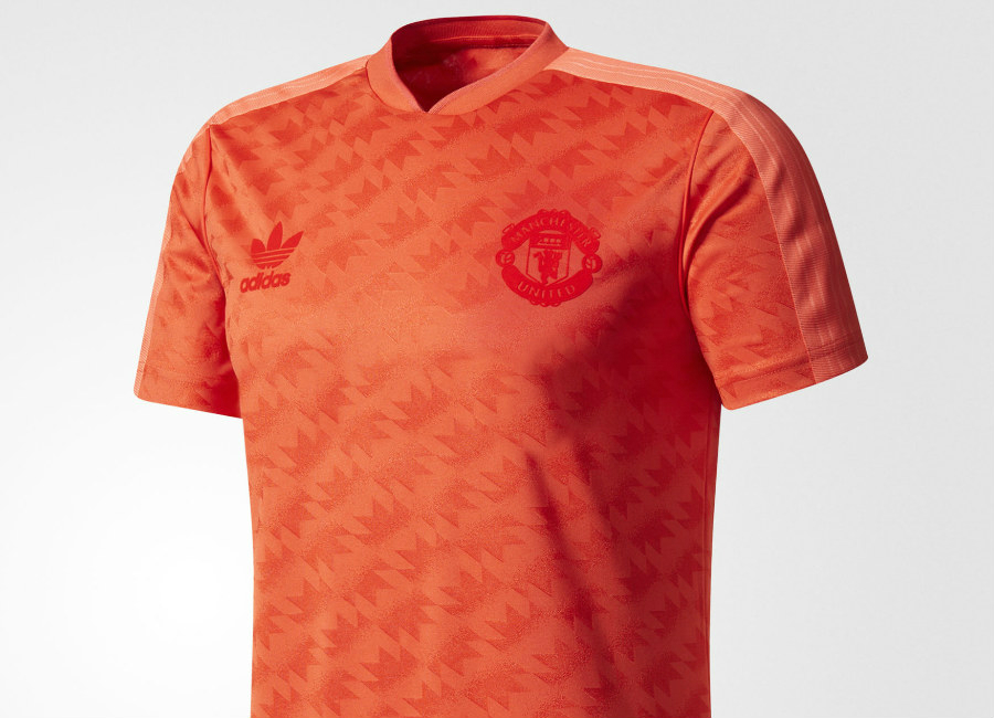 Adidas Manchester United Fc Jersey Red