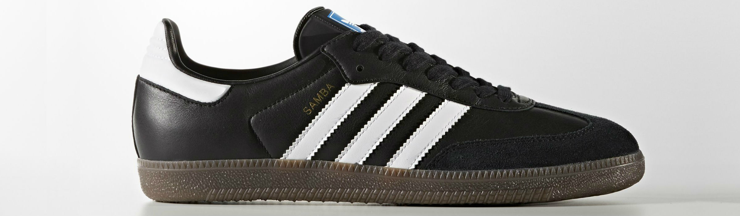 Adidas Samba Og Shoes Core Black Footwear White Gum Full